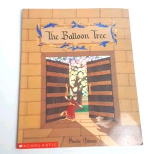 4/$25 SCHOLASTIC The Balloon Tree Soft Cover Book